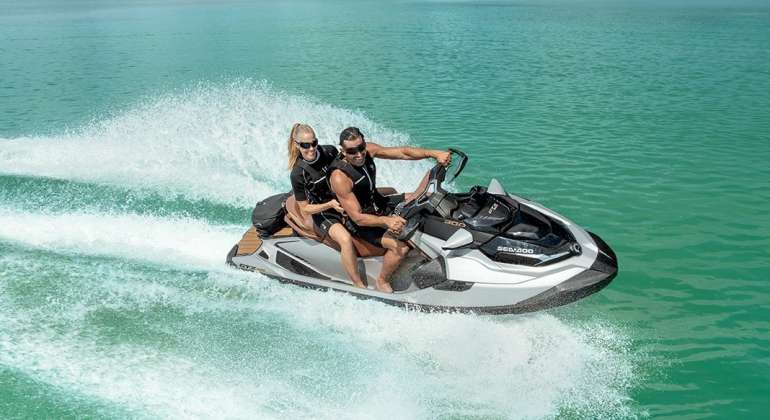 Sea Doo GTX-300 Limited